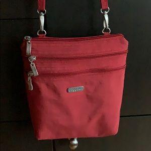 Baggalini Red Crossbody Bag